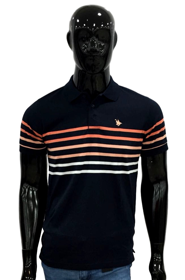 Long Beach Men's Polo  LBPC-K31-001J
