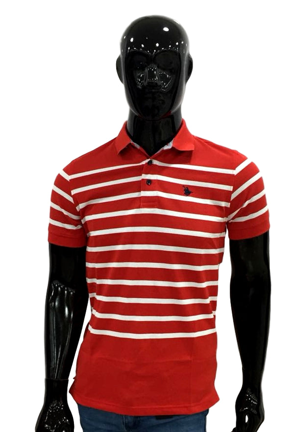 Long Beach Men's Polo  LBPC-K31-011F