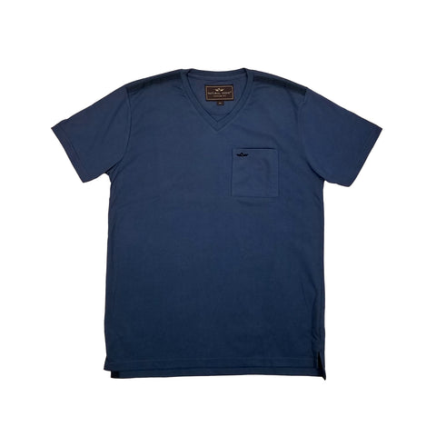 Natural Isuue Men's Plain Tshirt NI-H30-019JF