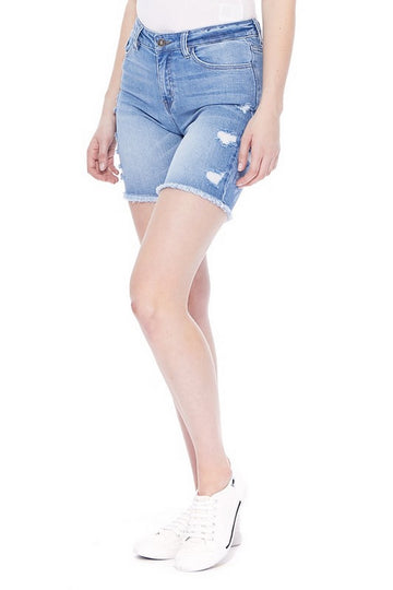 Nature Denim Short  Modelo NT3037M