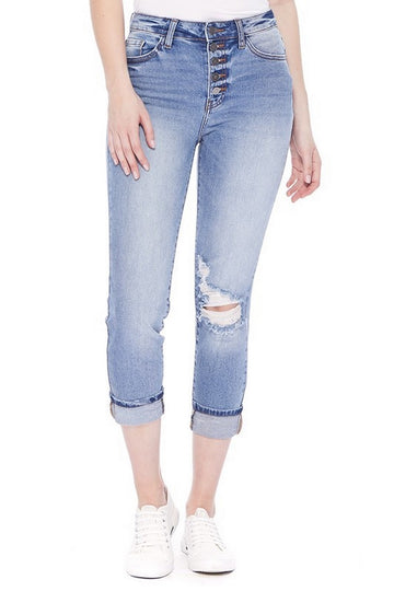 Nature Denim Jeans  Modelo NT3205M