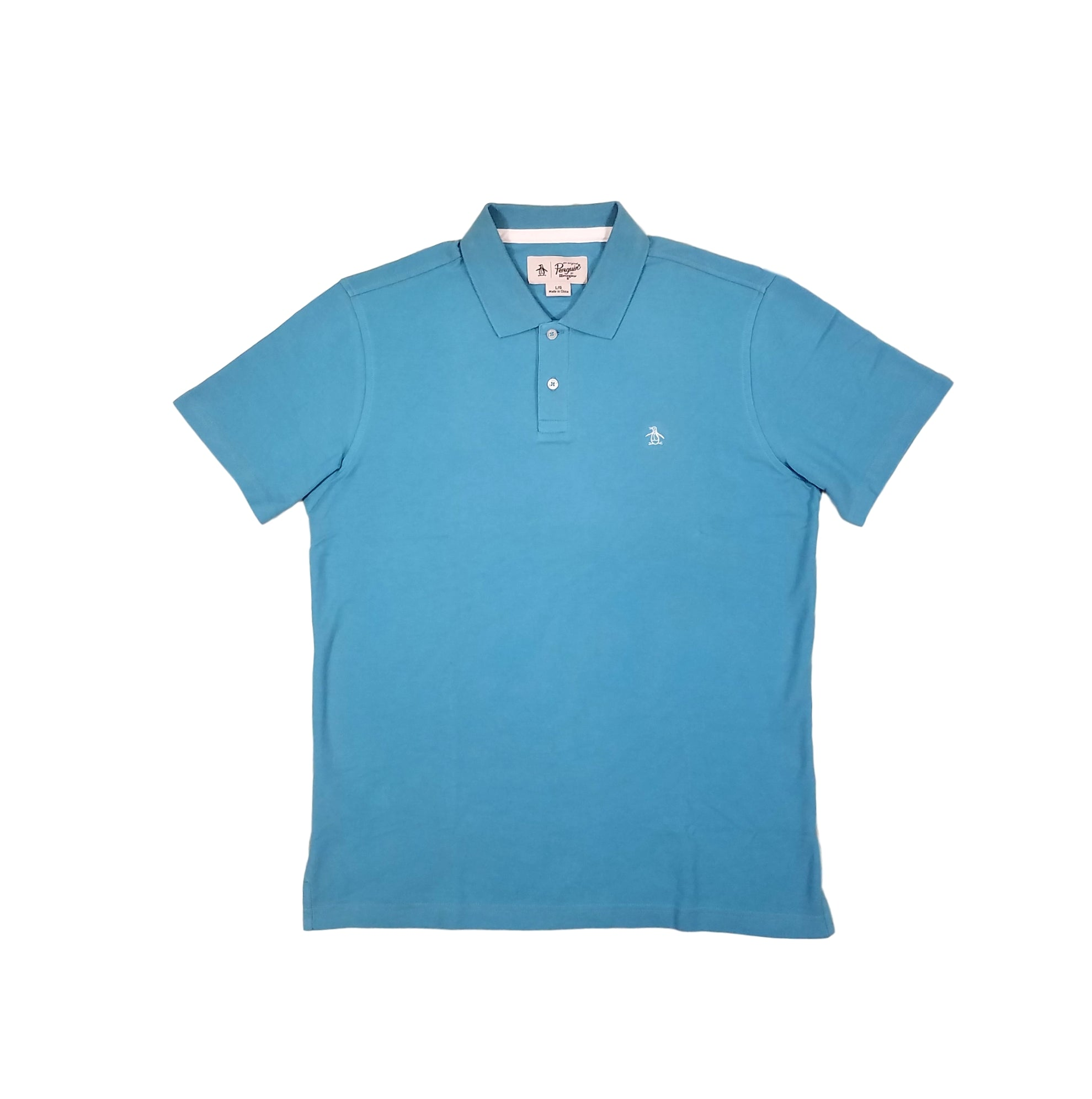Penguin Men's Plain Polo OCKF9011-484