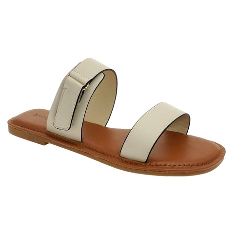 Pierre Dumas Women's Colored Flat Sandals  21052