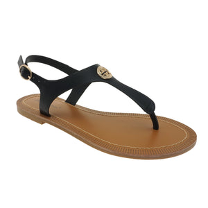 Pierre Dumas Women's Colored Flat Sandals  21077