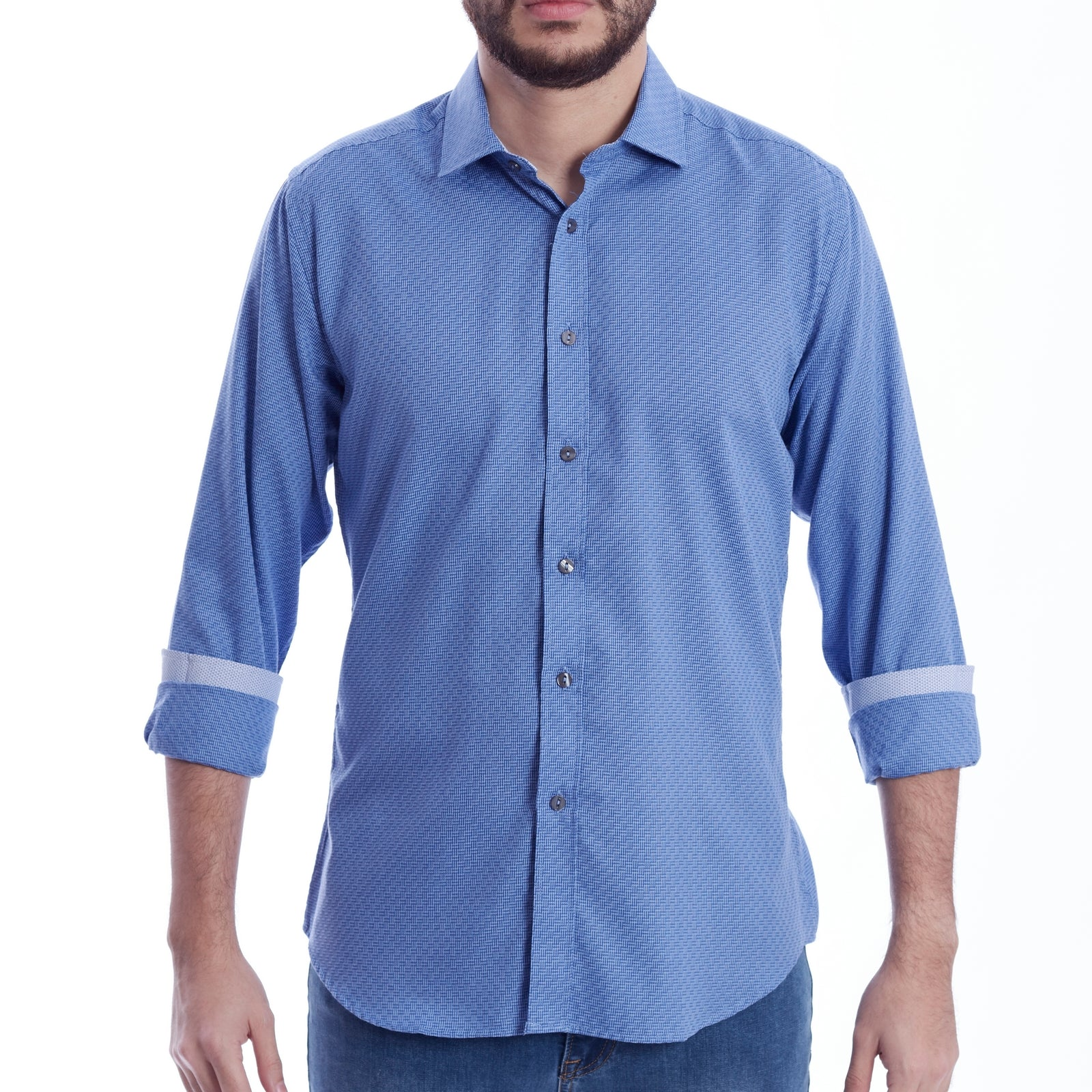 Ted Lapidus Camisa Modelo TL-K03-422