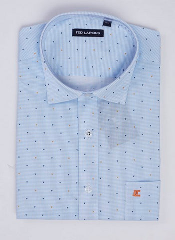 Ted Lapidus Camisa Modelo TL-K04-115A