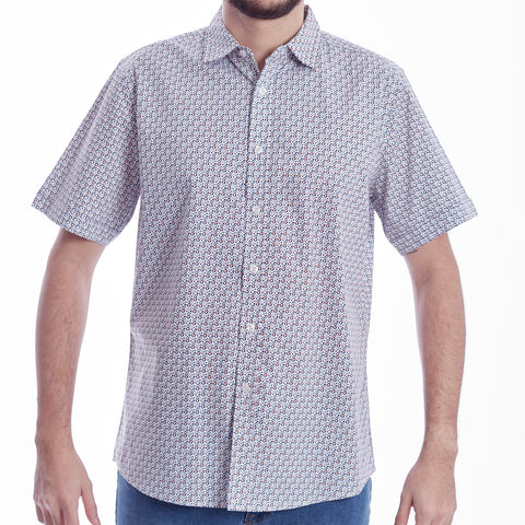 Ted Lapidus Camisa Modelo TL-K04-221