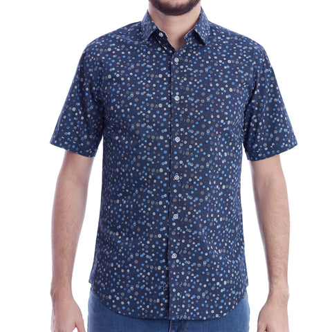 Ted Lapidus Camisa Modelo TL-K04-226