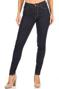 Encore Jeans High Waist Dark V1678