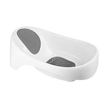 First Years Boon Soak 3-Stage Bathtub, Gray, White  Modelo B11205A