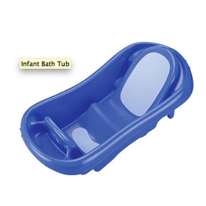 First Years Sure Comfort Tub with Sling - Blue  Modelo Y3155A10