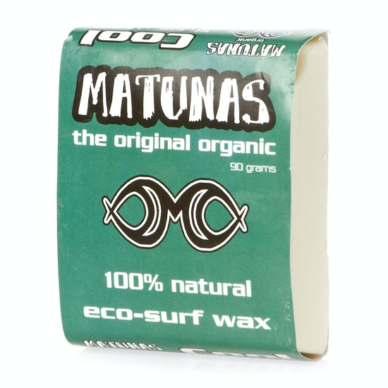 Matunas Organic Surf Wax - Cool