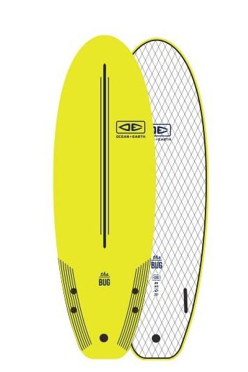 O&E BUG SOFTBOARD 4'0