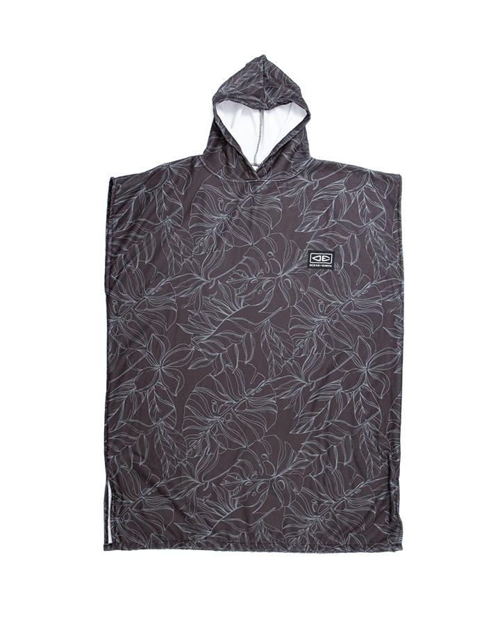 O&E SUMATRA LIGHTWEIGHT HOODED PONCHO