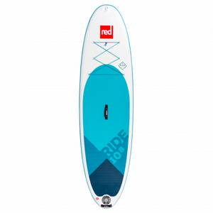 RED RIDE INFLATABLE PADDLEBOARD