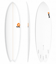Load image into Gallery viewer, TORQ MOD FISH SURFBOARD