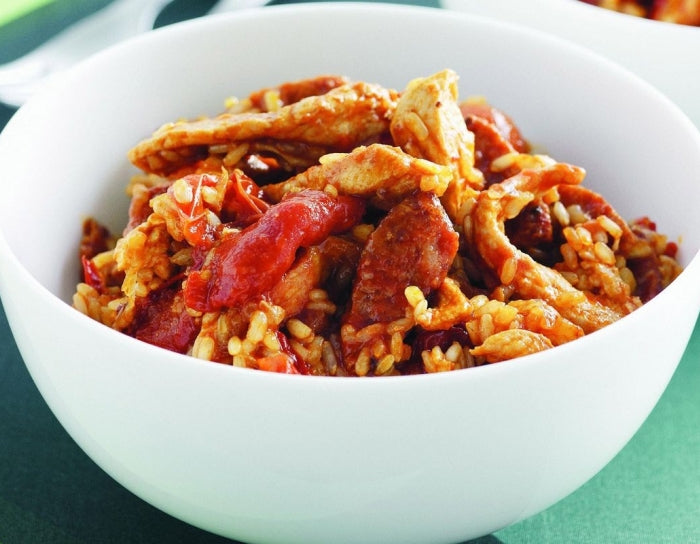 Spanish-Style Rice With Chicken