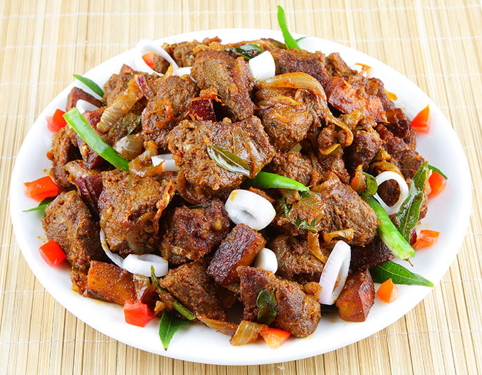 Masalay Dar Sokha Mutton