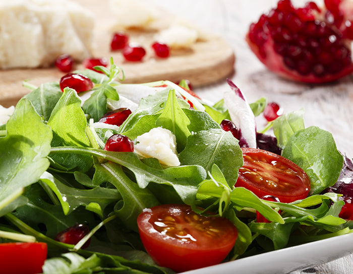 Pomegranate and Rocket Salad