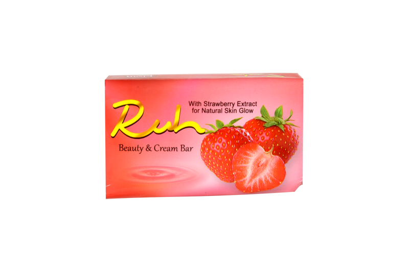 Ruh Fruity Strawberry  -Kisan