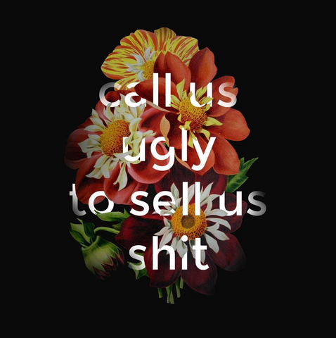 CALL US UGLY - Greeting Card
