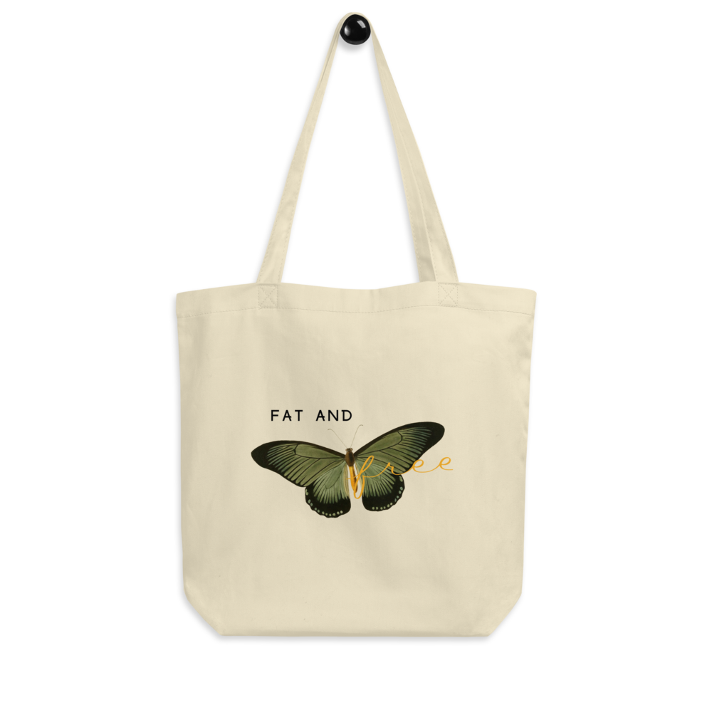 FAT AND FREE - Tote