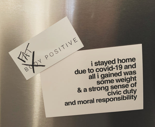 FAT POSITIVE - Magnet