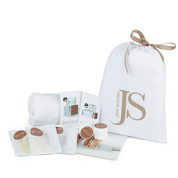 Jane Scrivner 5 a Day Discovery Bag Facial Set
