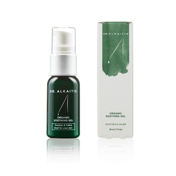 Load image into Gallery viewer, Dr Alkaitis Organic Soothing Gel 30ml travel size