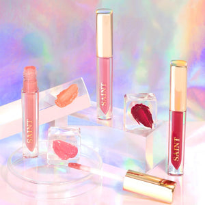 Load image into Gallery viewer, Saint Cosmetics Non-Toxic Amplified Lip Lacquer