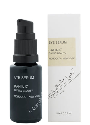 Kahina Giving Beauty Organic Eye Serum 15ML