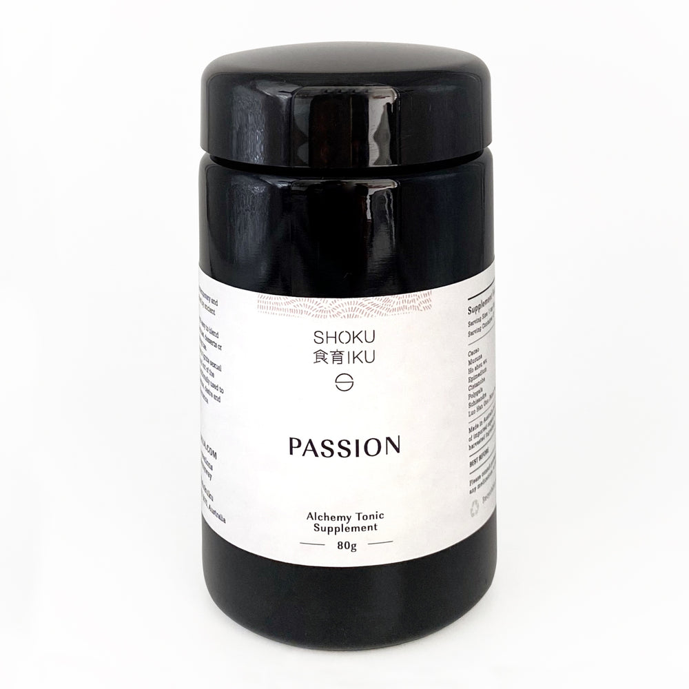 PASSION Alchemy Tonic Supplement 80g