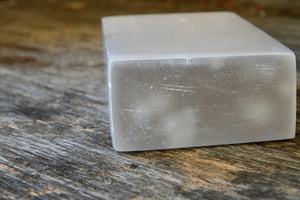 Selenite Charging Block