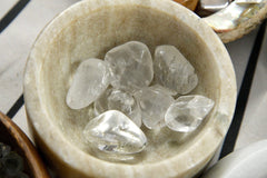 Clear Quartz (Tumbled)