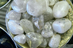 Rutilated Quartz (Tumbled)