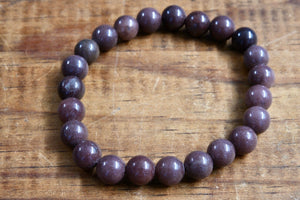 Purple Aventurine Bracelet (8mm)