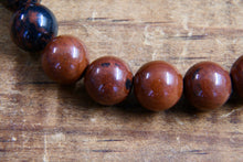 Load image into Gallery viewer, Mahogany Obsidian Bracelet (8mm)