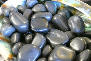 Black Agate (Tumbled)