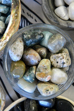 Load image into Gallery viewer, Ocean Jasper (Tumbled)