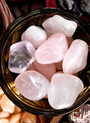 Rose Quartz (Tumbled)