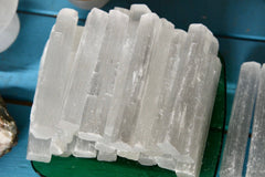 "Selenite Cleansing Wand (4"")"