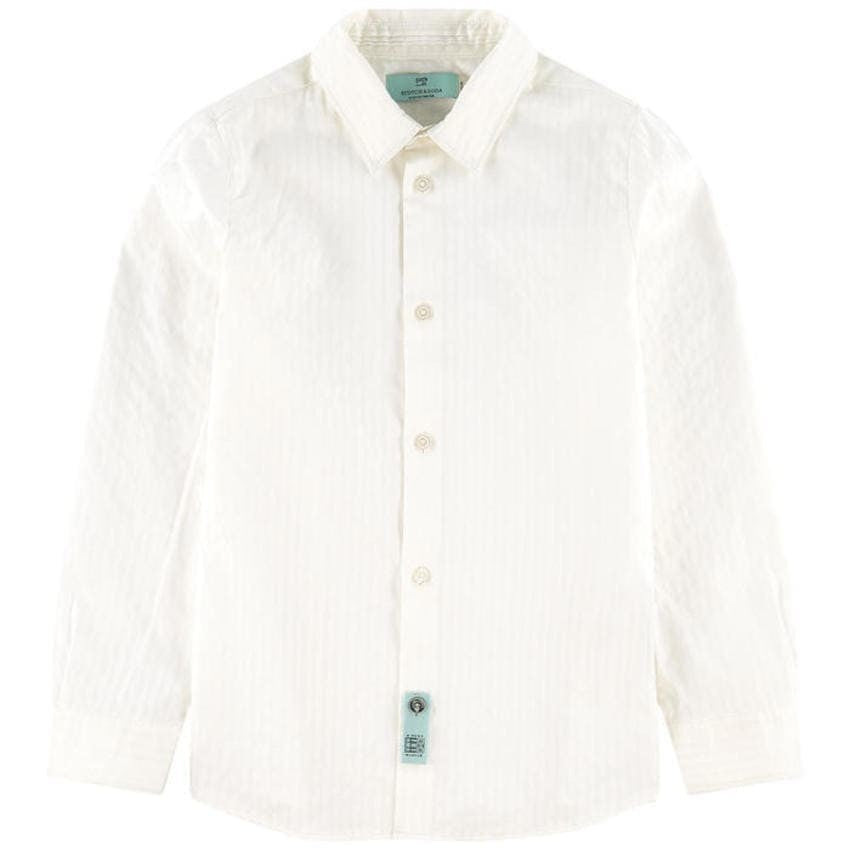 Camicia Bambino Scotch Shrunk