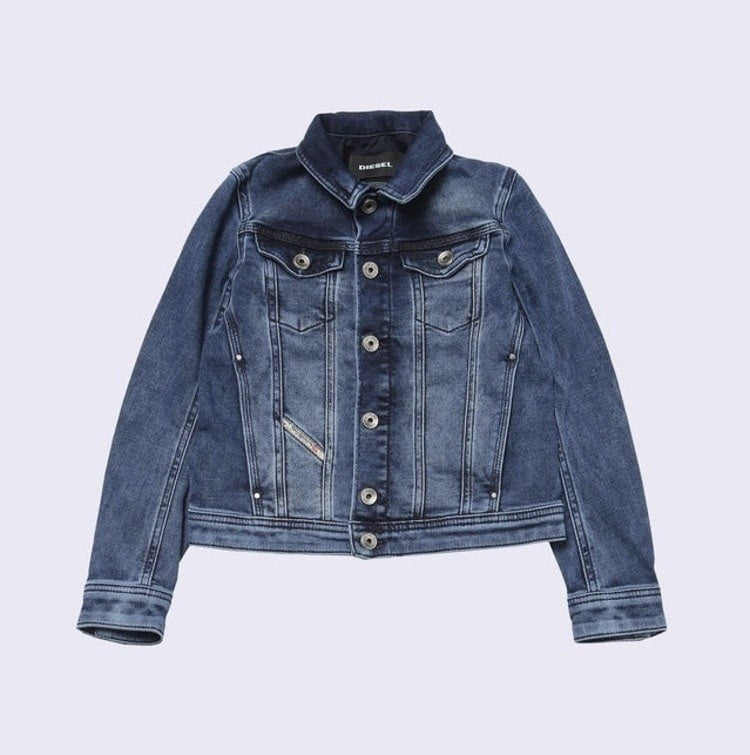 Giacca Jeans Bambina Diesel Junior