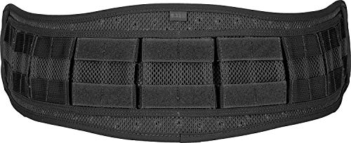 5.11 Brokos Vtac Tactical Back Duty Pad Series Black New Small//Med or 2-3X