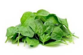Baby spinach leaves (approx 150g)