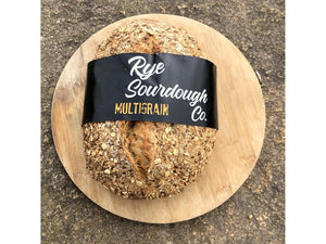 Rye Sourdough Co Multigrain Loaf (not available Mon/Tues; no pickups after 2pm)
