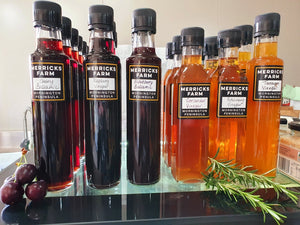 Merricks Farm Blackberry Balsamic