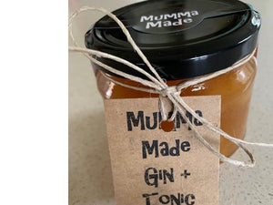 Mumma Made Gin & Tonic Marmalade (300ml)