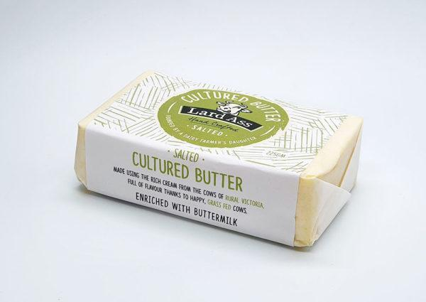 Lard Ass Salted Butter (500g)