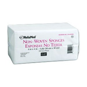 Reliamed Non-woven Drsn/spng, 4